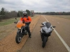 Buell and GSX-R 750