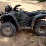 Honda 450 Rancher ATV